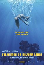 Plakat filmu Tajemnice Silver Lake
