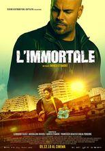 Plakat filmu Nieśmiertelny