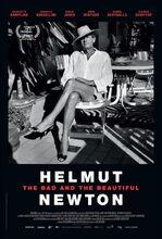 Plakat filmu Helmut Newton. Piękno i bestia