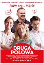 Movie poster Druga połowa