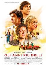Movie poster Najlepsze lata