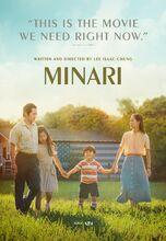 Movie poster Minari