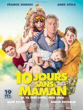 Movie poster 10 dni z tatą